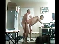 Grand-père clips hot - gay twink fisting